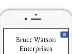 Bruce Watson Enterprises 1.0 Screenshot