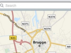 Bruges Offline Map & Guide 2.0 Screenshot