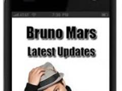 Bruno Mars Latest Updates! 1.0 Screenshot