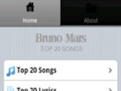Bruno Mars Songs 1.5 Screenshot