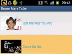 Bruno Mars Tube 2.0.1 Screenshot