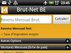 Brut-Net BE 3.2 Screenshot