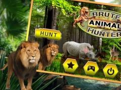 Brute Animal hunter Strike 1.0 Screenshot