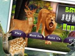 Brute Jungle Hunting 1.0 Screenshot