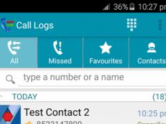 BSH Call Logs 1.14 Screenshot