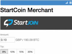 btc Merchant 1.2 Screenshot
