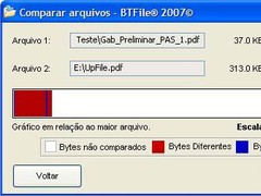 BTFile 2007 1.3 Screenshot