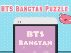 BTS Bangtan Puzzle 1.1 Screenshot