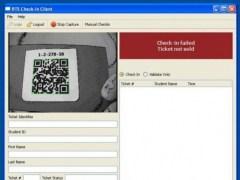 BTS: Barcode Ticket System 0.0.3 Screenshot