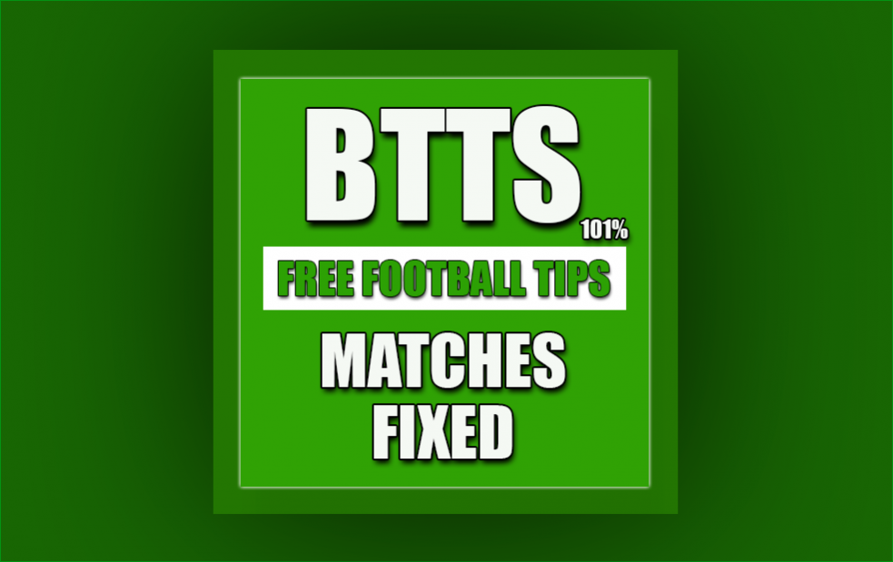 Football betting tips btts and win binary options atm results of texas