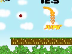 Buba Loptica: Jumping Ladybug 0.9 Screenshot