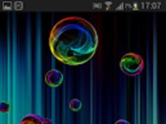 Bubble Deluxe Live Wallpaper 1.0 Screenshot