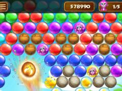 Bubble Jungle Rescue  Screenshot