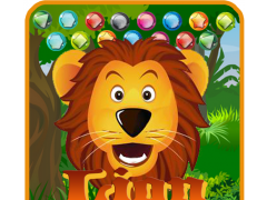 Bubble Lion Rescue 1.8 Screenshot