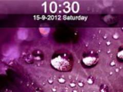 Bubble Lock Screen 1.1 Screenshot