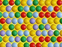 Bubble Shooter Golf Balls 1.1 Screenshot