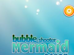 Bubble Shooter Mermaid Ocean 1.1 Screenshot