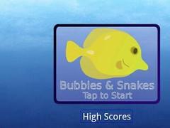 Bubbles & Snakes Lite 1.1 Screenshot