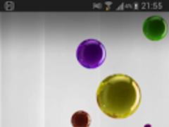 Bubbles HD Live Wallpaper 1.1 Screenshot