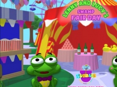 Bubbles U Ebook: Lenny And Lucy's Swamp Fair Day 1.0 Screenshot