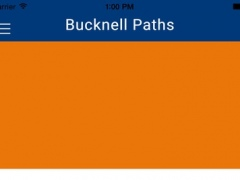 Bucknell Paths 1.0.1 Screenshot
