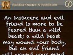 Buddha Quotes & Buddhism Free! 2.9.1 Screenshot