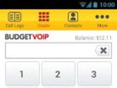BudgetVoip - Cheapest Calls  Screenshot