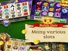 Bufalo Slots Machine !!! 1.0 Screenshot