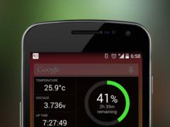 Buffpuffer Battery Widget 1.4.3.1 Screenshot