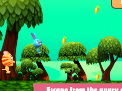 Bugsy Dash Bunny the Runner 1.0 Screenshot