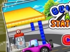 Build a Fuel Station – Crazy building & fix it game for little builders 1.0 Screenshot