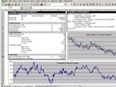 Build an Automated Spread Trading System 1 Screenshot