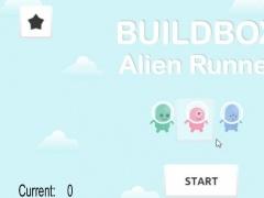 BuildBox Alien Runner 1.0 Screenshot