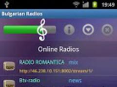 Bulgarian Radios 1.9 Screenshot