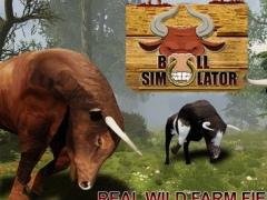Bull Simulator - Real 3D Bull Riding Simulation Game 1.0 Screenshot
