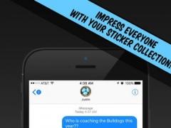 Bulldog Stickers 1.0 Screenshot