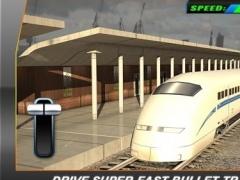 Bullet Train Subway Station 3D 1.0.6 Screenshot