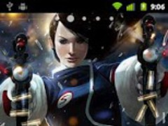 Bullets Live Wallpaper 2.1 Screenshot