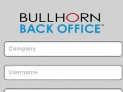 Bullhorn Back Office 1.0.9 Screenshot