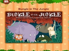 Bungle in the Jungle - A read along interactive Story for Children by Kenneth Stevens 1.0 Screenshot