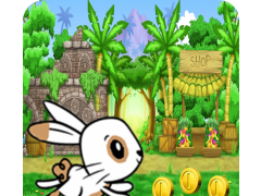 Bunny Fun Run Turbo Fast Game 1.0 Screenshot