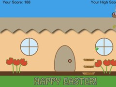 Bunny's Easter Egg Hop 'N Drop 1.0 Screenshot