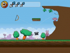 Review Screenshot - Bunny Shooter – Wipe the Smirk off the Bunnies' Faces