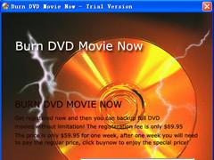 Burn DVD Movie Now 6.1.4.9 Screenshot