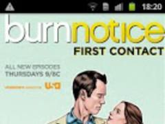 Burn Notice Graphic Novel  Screenshot