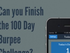 Burpee Challenge - Get Stronger and Leaner with this simple CrossFit Exercise! 1.3 Screenshot