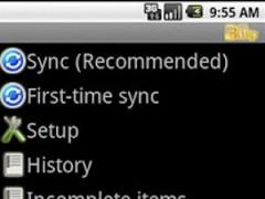 BurpSync for Android 1.5 1.2 Screenshot