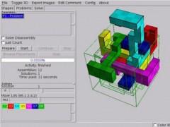 Burr-Tools 0.6.0 Screenshot