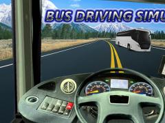 Bus Driving Simulator 1.0 Screenshot