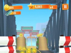 Review Screenshot - Running Game – Have Fun Outrunning the Monkey